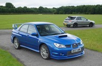 Subaru Impreza WRX GB270 Final Edition