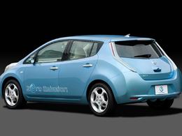 Nissan Leaf – problèmes de démarrage : Nissan apporte une explication