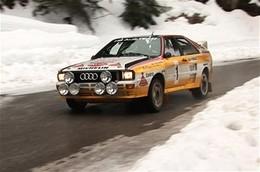 [vidéo] Walter Röhrl se refait le Turini en Audi Quattro A2