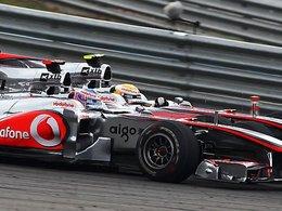 F1 Turquie McLaren : Hamilton était assuré que Button ne tenterait pas de dépassement !