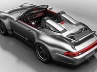 Gunther Werks transforme la 911 993 en version Speedster