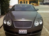 Bentley Continental GT 'by Hyundai'