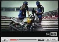 Vidéo moto : Yamaha Gladiator SS/RD