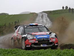 Sébastien Loeb s'impose au Condroz et mène un triplé Citroën détonnant...