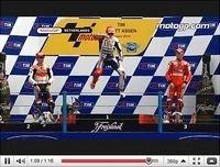Moto GP - Pays-Bas : Les meilleurs moments en vidéo