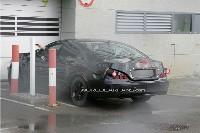 Mercedes CLS 2: premiers camouflages