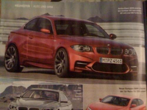 Future BMW M1: Toujours d'actualité