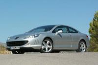Peugeot 407 Coupé: un nouveau moteur diesel