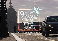 Sommet mondial des prix Nobel de la paix: Lancia en sera...