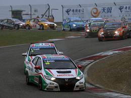 WTCC: Monteiro et Chilton brillent en Chine, Lada s'offre Huff pour 2014!