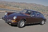 Porsche 4 portes: des antécédents