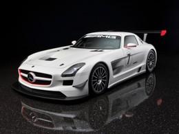 La Mercedes SLS AMG GT3 en vidéo
