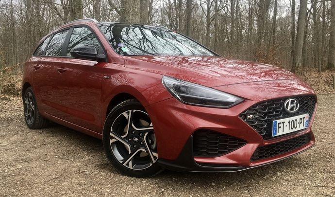 Essai – Hyundai i30 SW (2021) : du coffre et du charme