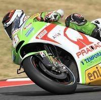 Moto GP - Ducati: Hector Barbera s'est fracturé tibia et péroné à l'entrainement
