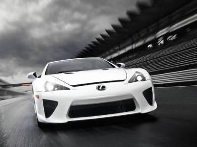 Lexus LFA : presque toutes vendues