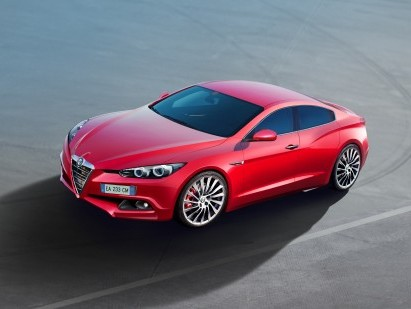 Rapid'news - Le style de la future Alfa Romeo Giulia en question...