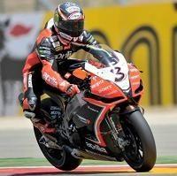 Superbike - Brno: Une erreur de pneu qui coûte cher à Max Biaggi