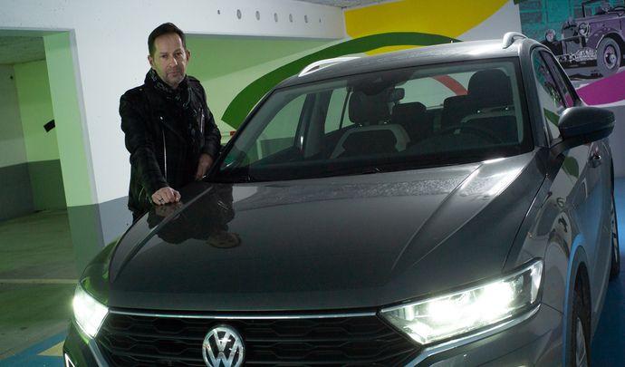 L'auto des voisins - Laurent, de Levallois a fait son choix: un Volkswagen T-Roc loué en LOA
