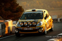 Photos : La saison 2008 des rallyes nationaux et d'IRC de Jean-Marie Farina