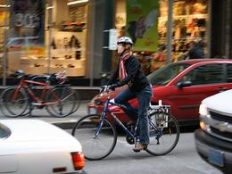 Cyclistes en ville : vous reprendrez bien une dose de nanoparticules ?