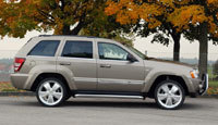 Jeep Grand Cherokee by Delta 4x4