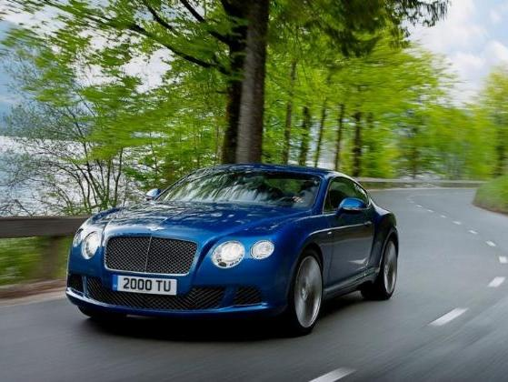 Bentley Continental GT Speed : luxe et sport ?