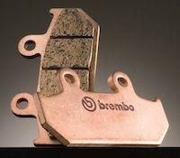 Plaquettes Brembo XS: spécialement pour les maxi-scooters