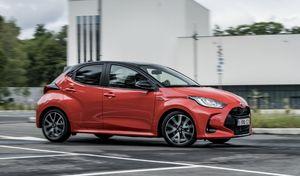 La Toyota Yaris en tête des ventes en Europe