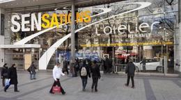 Renault fait salon, de Genève, dans son Atelier des Champs-Eylsées, à Paris