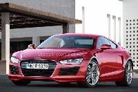 Future Audi R6: pures spéculations esthétiques