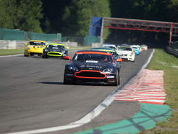 GT4 EC/Spa: Les Aston Martin dominatrices
