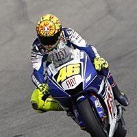 Moto GP - Espagne D.2: L'électronique a coûté la première ligne à Rossi