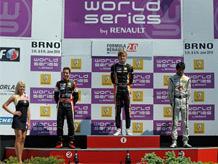 WSR Brno: Doublés pour Guerrieri et Pic
