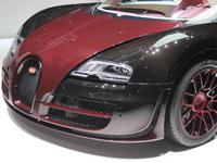 Bugatti Veyron La Finale : la der des ders - En direct du Salon de Genève 2015