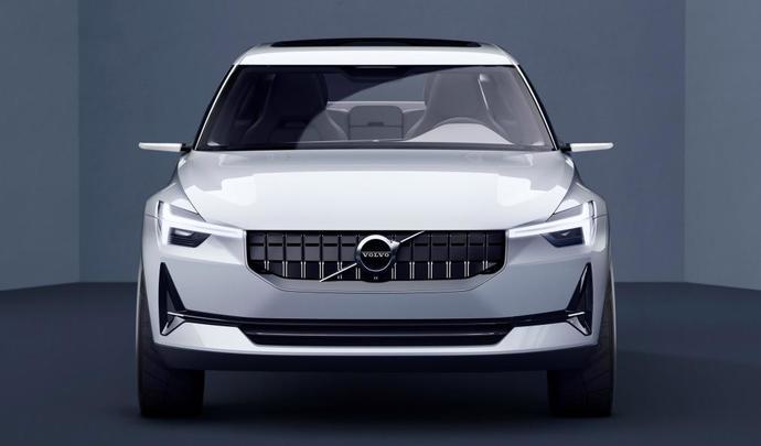Volvo pourrait lancer un XC50 après 2020