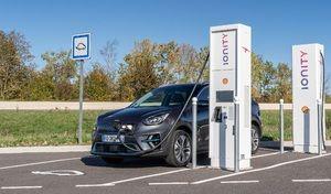 KiaCharge : un accès unique à l'ensemble des bornes de recharge en France et en Europe