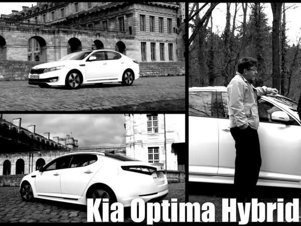 What is it - François vous explique la Kia Optima Hybrid