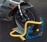 Bike Grab : L'alternative à la béquille d'atelier