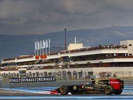 Le circuit Paul Ricard homologué F1 jusqu'en 2016