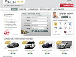 Promoneuve: pour trouver un véhicule neuf moins cher