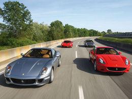Le patron de Ferrari élu meilleur manager d'Europe