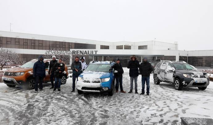 Essai longue durée : 25 000 km en Dacia - Jour 4: de Bucarest à Titu (4/7)