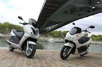 Match Peugeot Citystar/Honda PCX : duel entre deux compacts urbains