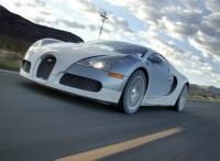 Bugatti Veyron : quelques nouveautés