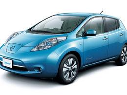 Marché : la Nissan Leaf en tête des ventes... en Norvège