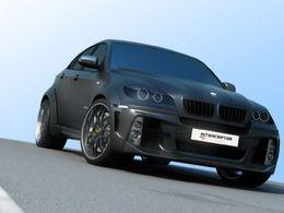 BMW X6 Zaoor Design, à la Mad Max (photos + vidéo)