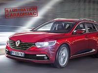Renault Laguna 4 : elle arrive dans deux ans !