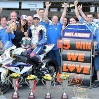 Superbike - Brno: BMW et Marco Melandri ou le rêve éveillé