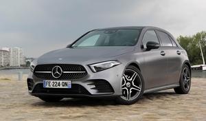 Mercedes : une Classe A hybride rechargeable pour bientôt ?
