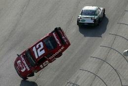 Nascar : Après le crash d'Atlanta, Carl Edwards sous probation pour 3 courses. Seulement.